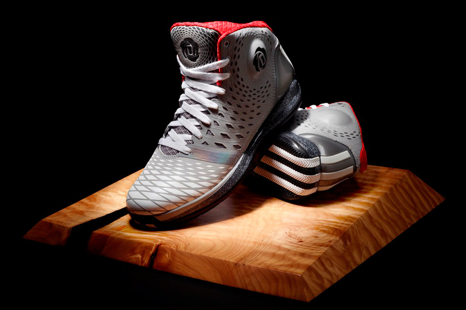 on sale 520ad 03a97 adidas and Derrick Rose Launch the D Rose 3.5
