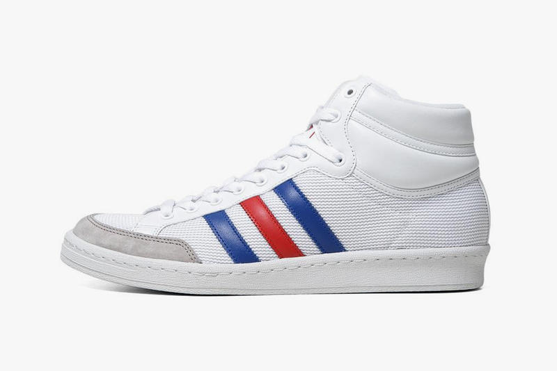 e7442b9451 Originally developed for the American Basketball Association, adidas  Originals presents a throwback