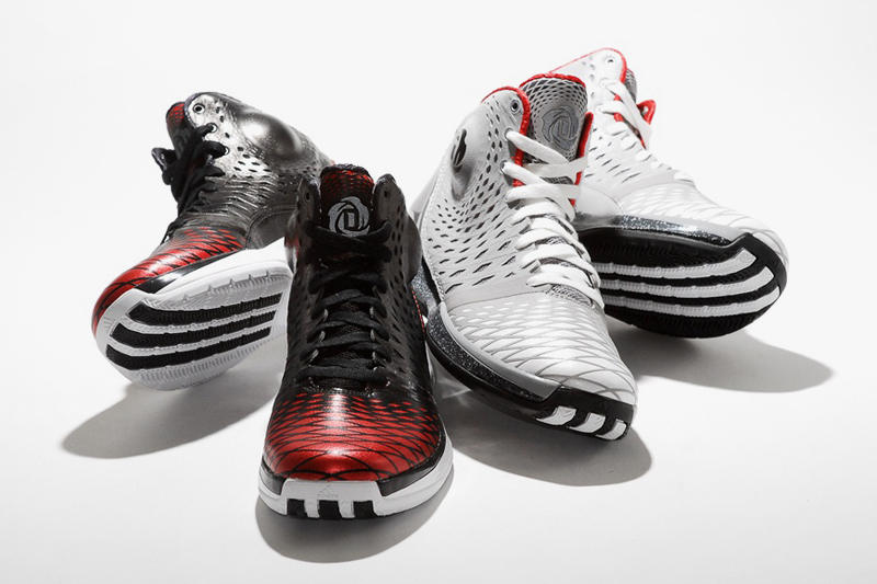 brand new 9a283 941e8 adidas D Rose 3.5. Though Chicago star Derrick Rose has yet to step foot on  the court this season, adidas is set to