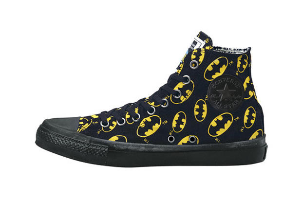 3e5ed20fd77a Converse teamed up with DC Comics to release the 2013 U.S. Originator  Collection