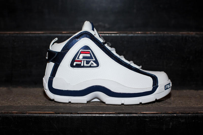 87df4ad7467 Part of FILA's upcoming blasts from the past, Grant Hill's signature shoe  is also being re-released