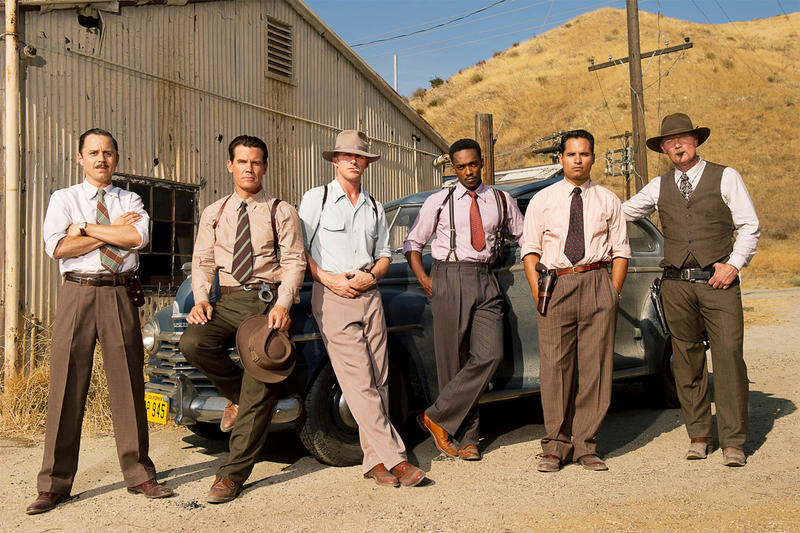 Gangster Squad Costume Designer Mary Zophres Talks About Outfitting
