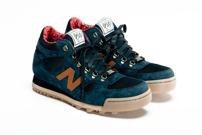 Herschel Supply Co. x New Balance Collection. Following the preview earlier  in the week 0ea6210ba