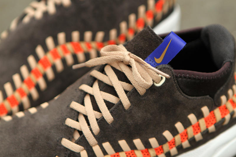 size 40 fe5e2 7222f Nike Air Footscape Woven Chukka Knit