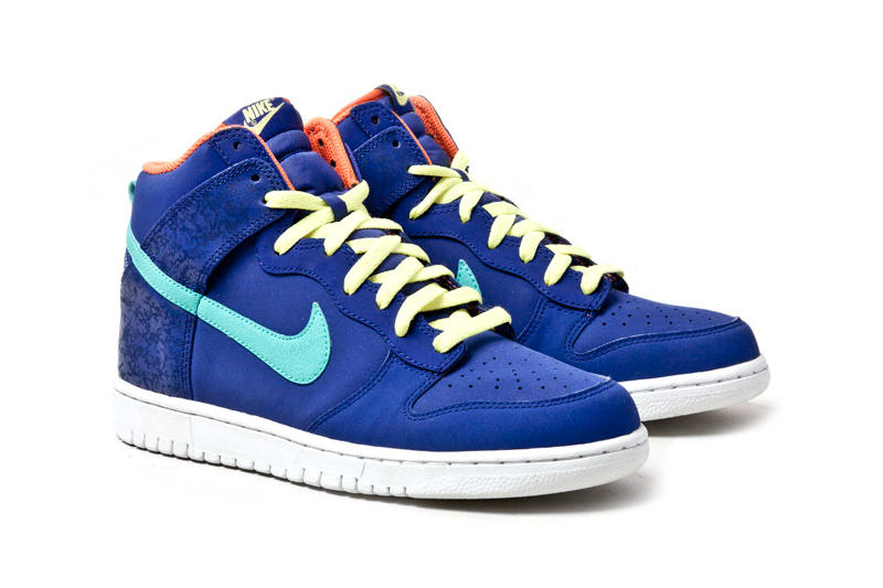 """brand new 31494 346de Today marks the first images of the forthcoming Nike Dunk High in a  colorway dubbed """"Fruit"""