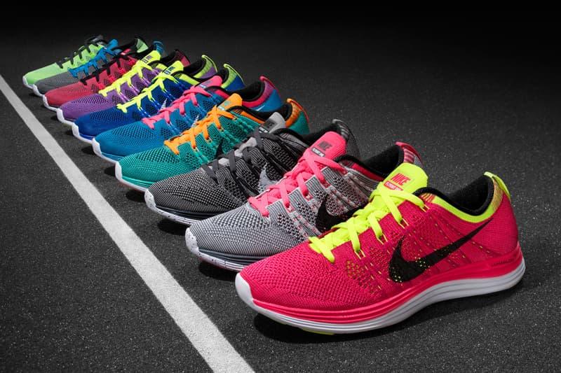 5f1e3ff7abb6 Nike Unveils the Flyknit Lunar1+