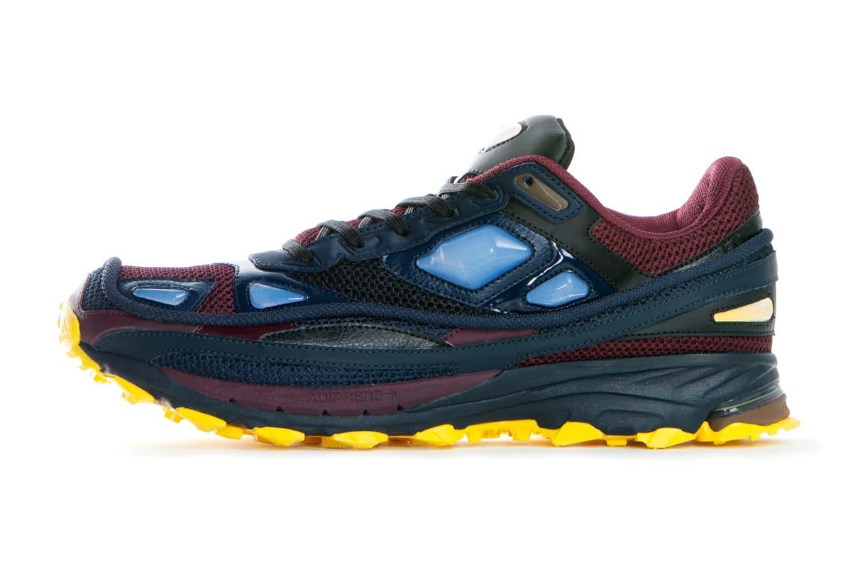 Raf Simons and adidas Footwear