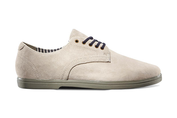 45e7025a2c One of the most elegant and popular models from Vans OTW has been reworked  for Spring 2013. The