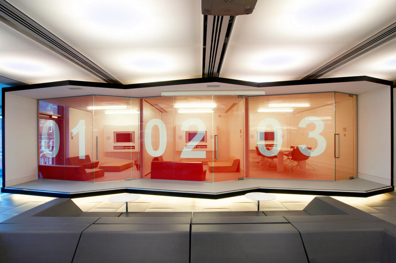 red bull corporate office. After Making Waves With Their Offices In Amsterdam, Red Bull Now Showcases Recently Corporate Office 7