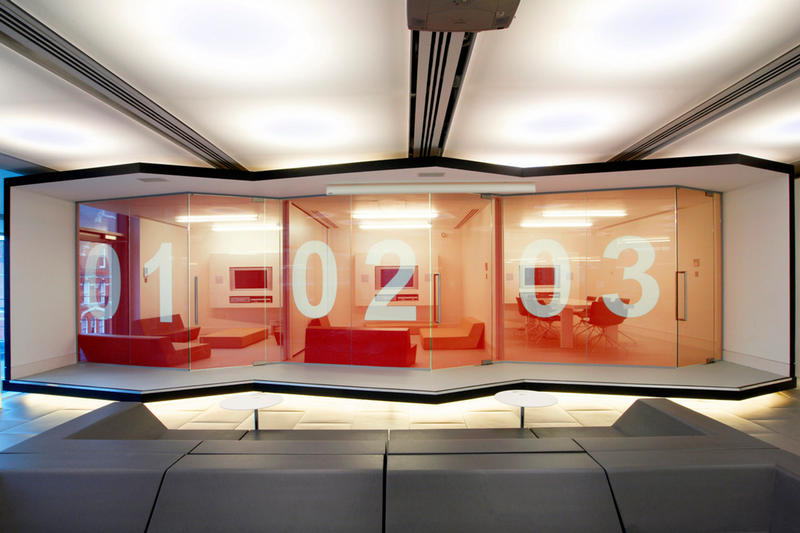After Making Waves With Their Offices In Amsterdam Red Bull Now Showcases Recently