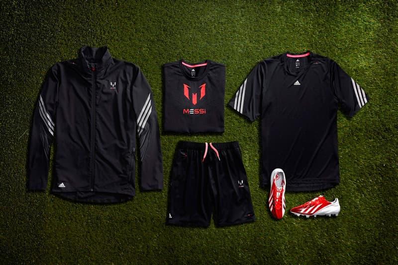 59b45ada1 adidas Unveils Lionel Messi Signature Collection | HYPEBEAST