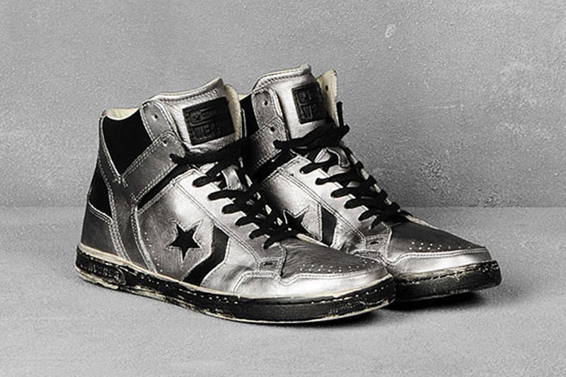 98b147c9f4c3e9 Converse and Greek-American high fashion menswear designer John Varvatos  team up on probably one of
