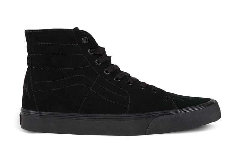 7f6f7f6da1 Metallica x Vans 2013 Signature Footwear Collection