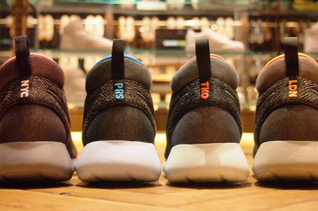 buy popular 1baaa 6bf91 Nike s sleeper hit of 2012, the Roshe Run, returns this spring in a new  midcut and new colorways as
