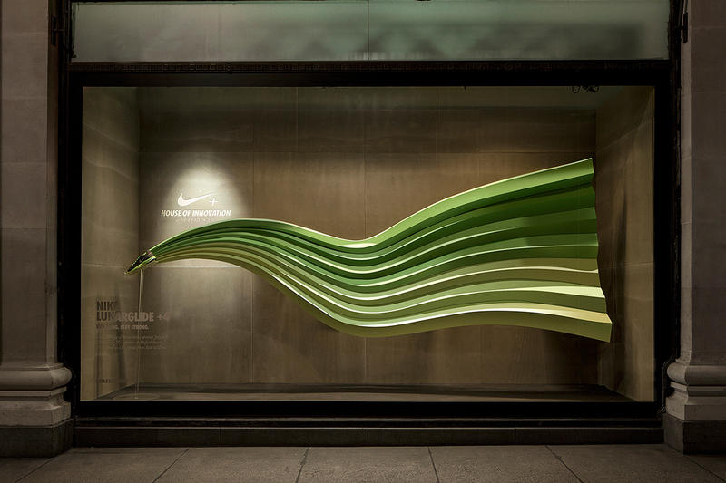 6f19c759bc37 Nike+ House of Innovation Windows at Selfridges by ...