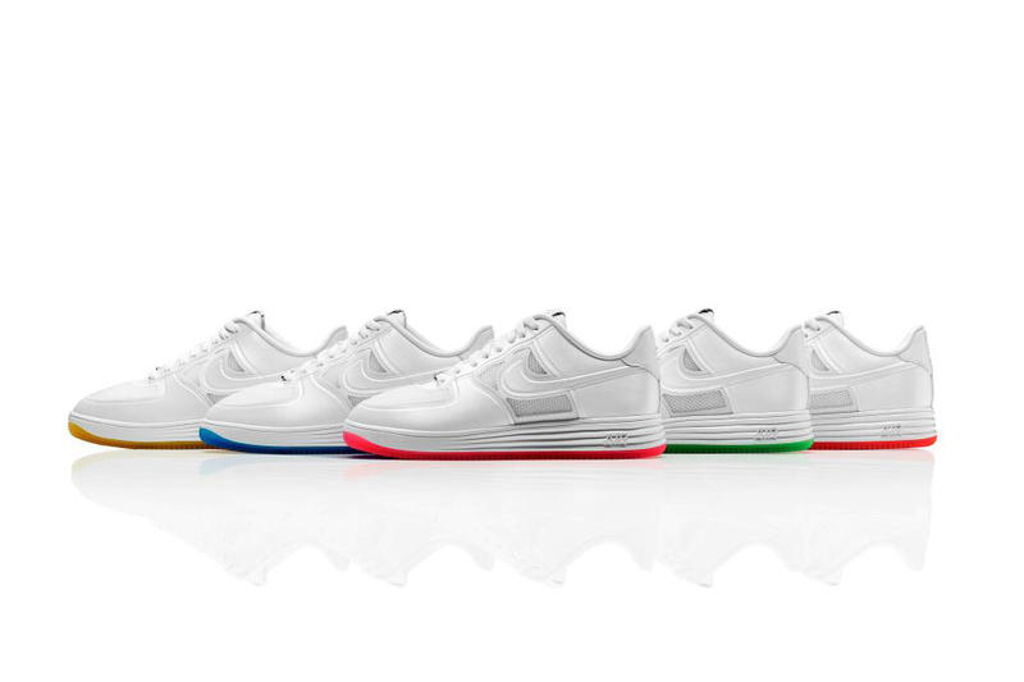 """Nike 2013 Lunar Force 1 Fuse """"Easter Hunt"""""""