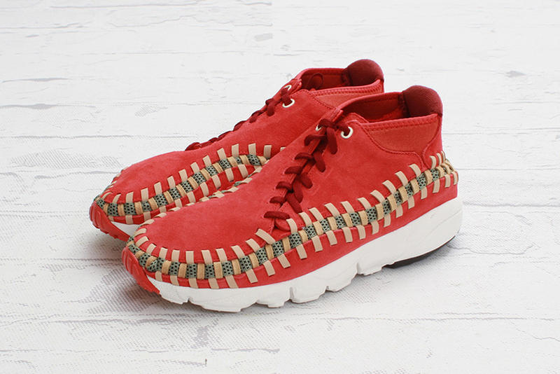 new arrival 07f37 17500 Nike Air Footscape Woven Chukka Knit