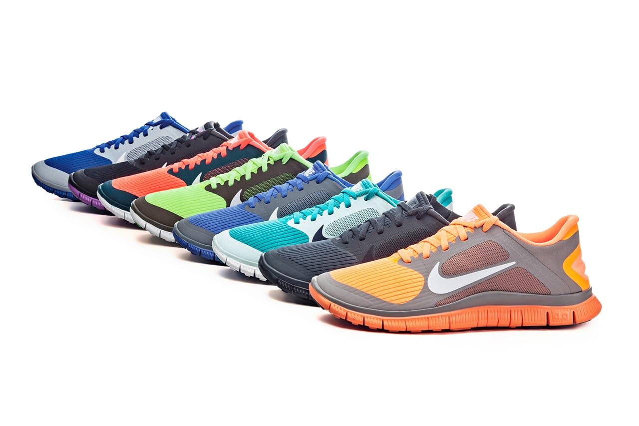 Nike Free 4.0 v2 2013 Spring/Summer