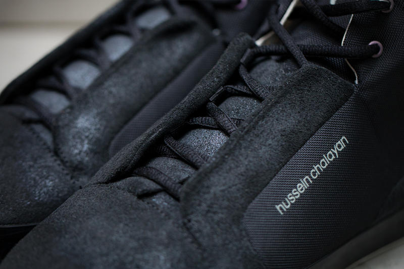 British Turkish Cypriot designer Chalayan Hussein and PUMA team up to  produce the Glide II Mid for 05e7fb91f3f0