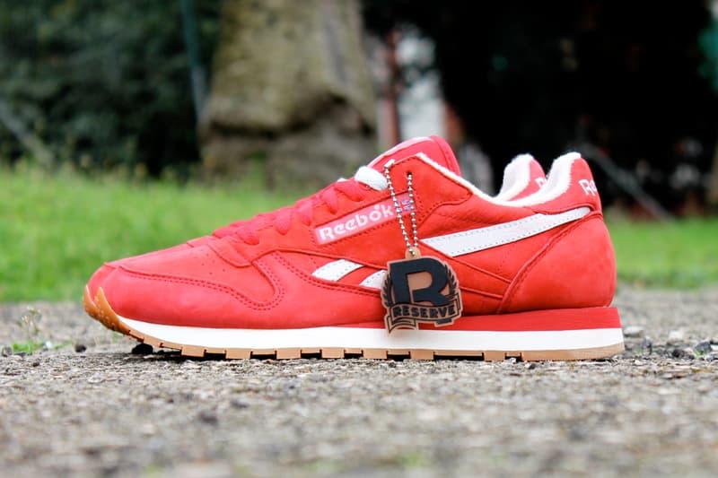 "global Bolsa Huelga  Reebok Classic Leather Vintage ""Suede Pack"" Further Look | HYPEBEAST"