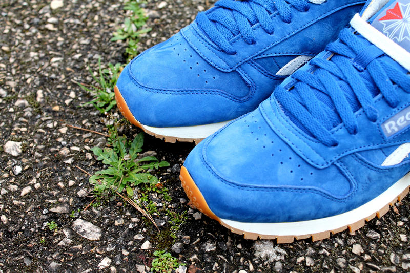 """Reebok Classic Leather Vintage """"Suede Pack"""" Further Look  0ec356a99"""