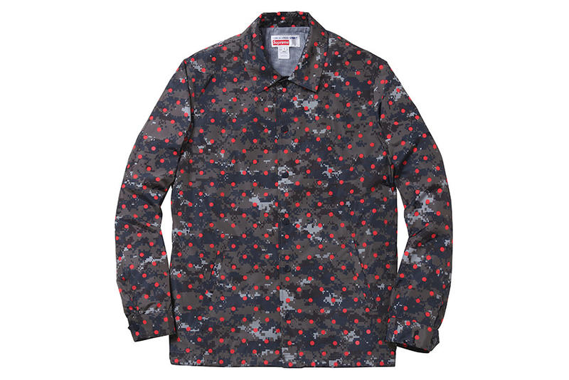 e83e247408398 Supreme x COMME des GARCONS SHIRT 2013 Collection. Following the Jason Dill  and Chloe Sevigny-assisted photoshoot by Ari Marcopoulos