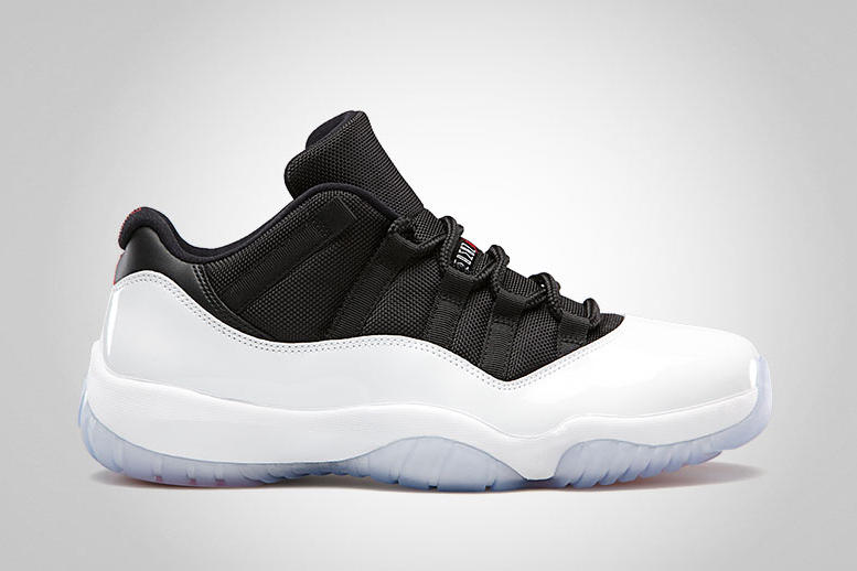 c072a78cc45071 Air Jordan 11 Retro Low White Black-True Red. Coming to Jordan Brand  retailers this summer is an appropriately seasonal edition of the iconic Air