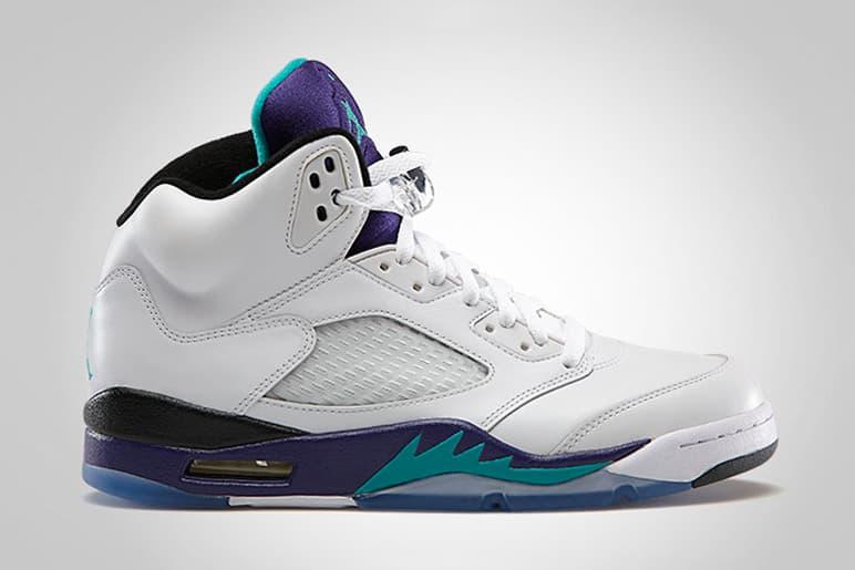 """Air Jordan 5 Retro """"Grape"""""""