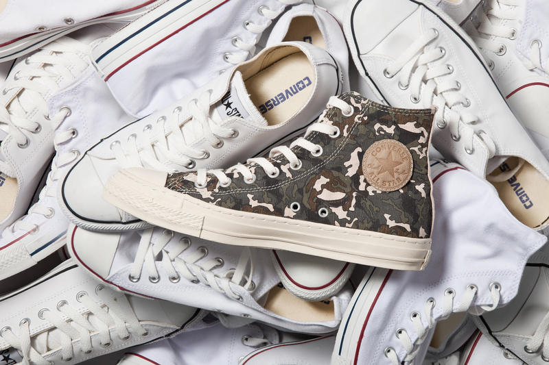 de8428773e3f ... Specialty Camo Pack. Continuing to reinvent the iconic Chuck Taylor