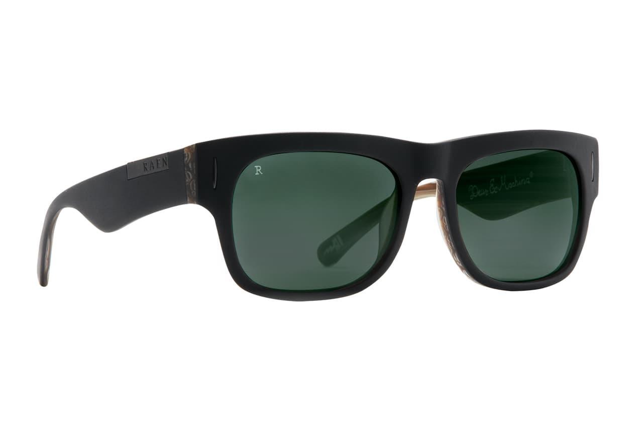 Deus Ex Machina x RAEN Sunglasses Collection
