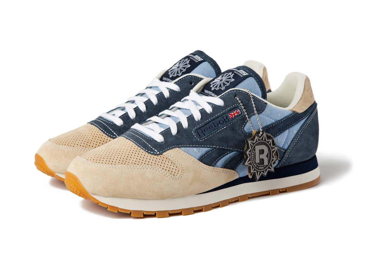 mita sneakers x Reebok Classic Leather