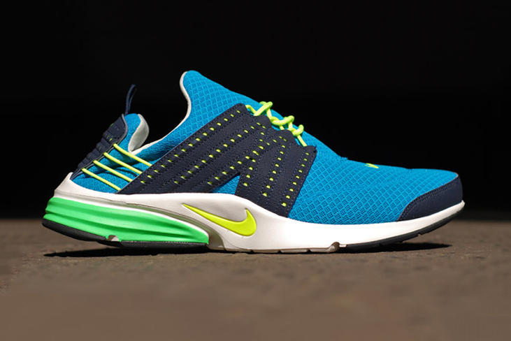 official photos a30b1 4867a ... Neo Turquoise Volt. Nike s Lunar Presto, the latest in the Presto  family, gets another colorway this spring summer