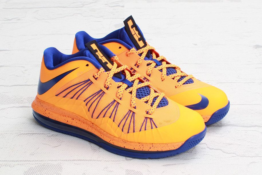 low priced ac31a fdc10 Nike Air Max LeBron X Low
