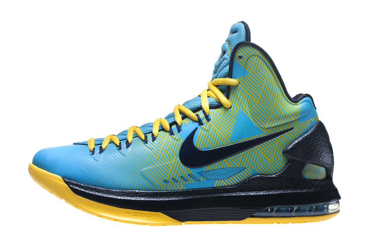 new arrivals 54f69 500d5 NIKE KD V   HYPEBEAST