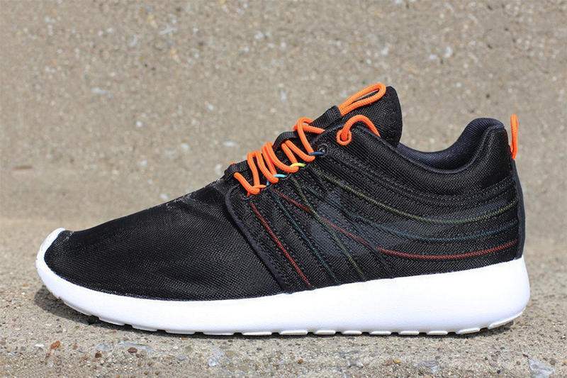 Adding another colorway to the earlier introduced Roshe Run Dynamic Flywire  silhouette e76cc395cc