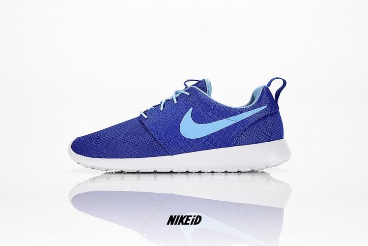 premium selection 28579 3223a Nike Roshe Run Set to Hit NIKEiD