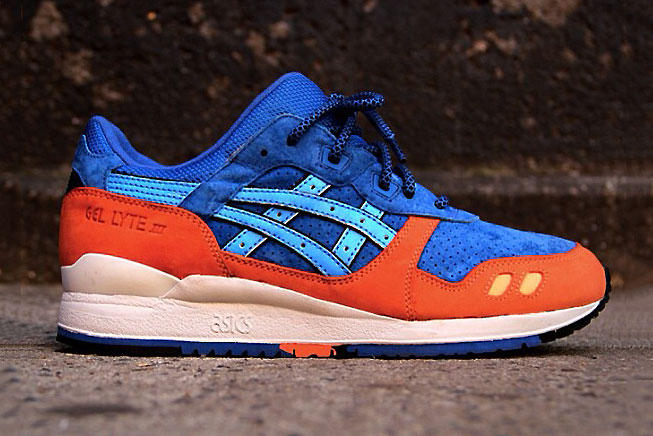 best cheap aaa32 0fe57 Straight from Ronnie Fieg s Instagram comes this preview of an upcoming ASICS  Gel Lyte III. Part of