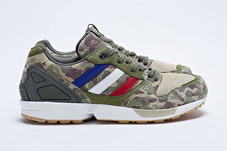 6fc0898b The A Bathing Ape x UNDFTD x adidas Consortium 2013 Spring/Summer  Collection Gets a