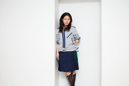 The Merging of Masculine and Feminine Styles with Ms. Chitose Abe of sacai