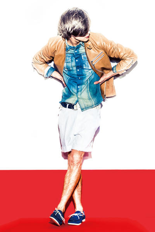 VANQUISH 2013 Spring/Summer Lookbook