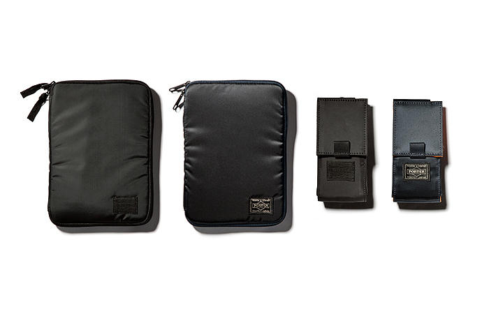 Head Porter 2013 Spring Summer iPad mini   iPhone 5 Black Beauty Collection bd4945ab5d9be
