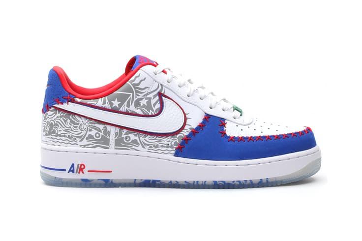 """Nike Air Force 1 Low CMFT Premium """"Puerto Rico"""""""