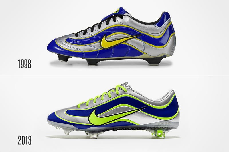 new product 9b277 0fe71 Nike Celebrates 15 Years of the Mercurial