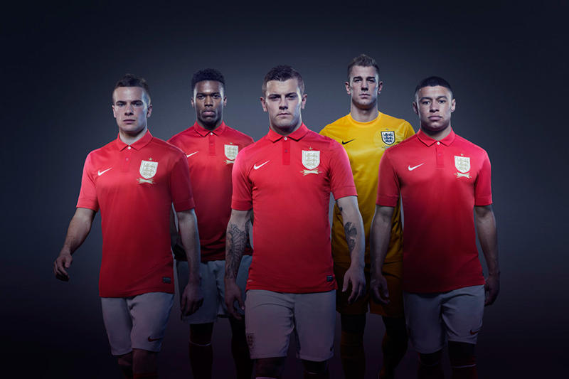 innovative design f3045 1ad3f Nike Unveils the 2013 England Away Kit | HYPEBEAST