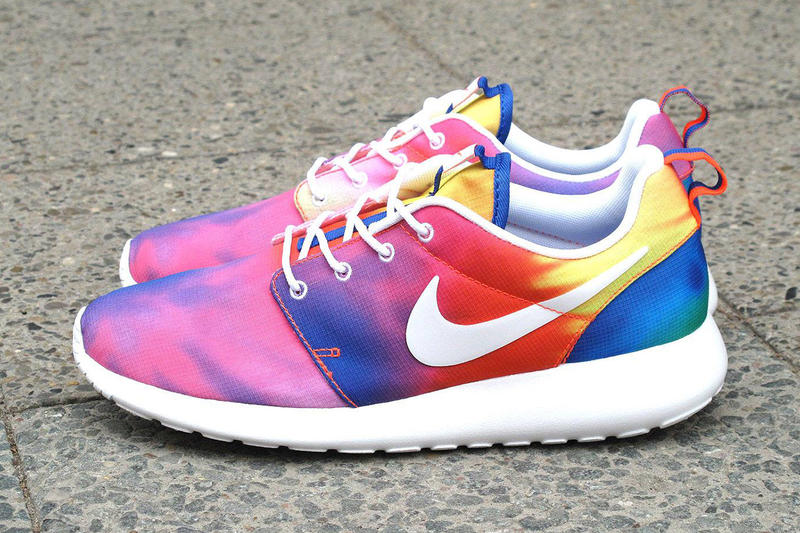 super popular b609d 9c919 The Nike Roshe Run is a great summertime shoe thanks to its lightweight  comfort and seemingly