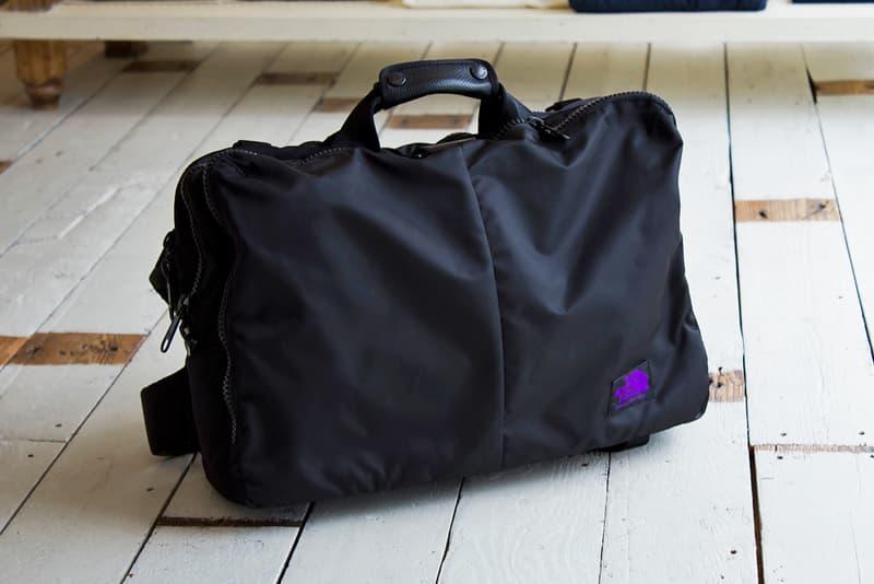 685ea70ea THE NORTH FACE PURPLE LABEL 2013 LIMONTA NYLON 3WAY Bag | HYPEBEAST