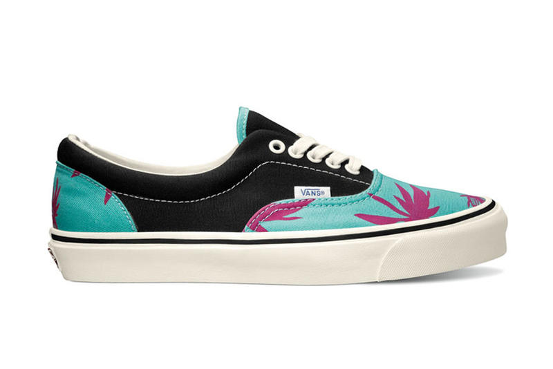 3c580c518d ... Era LX Palm Leaf. Today Vans Vault announces the forthcoming release of  yet another summer-themed collection with the