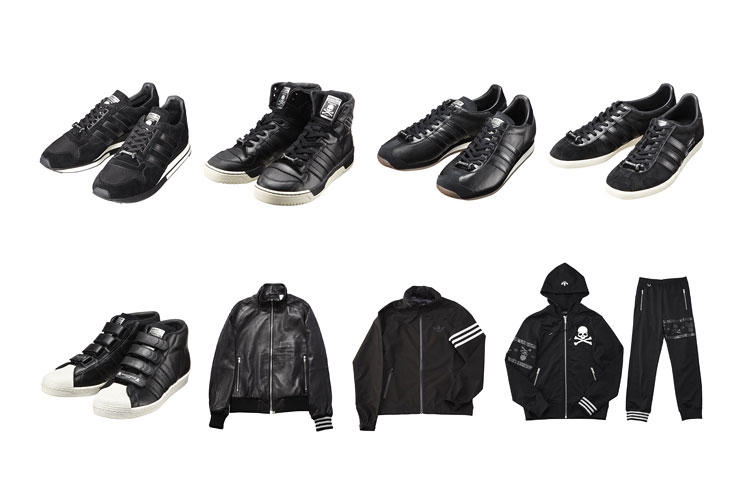 adidas Originals by mastermind JAPAN 2013 Summer Collection