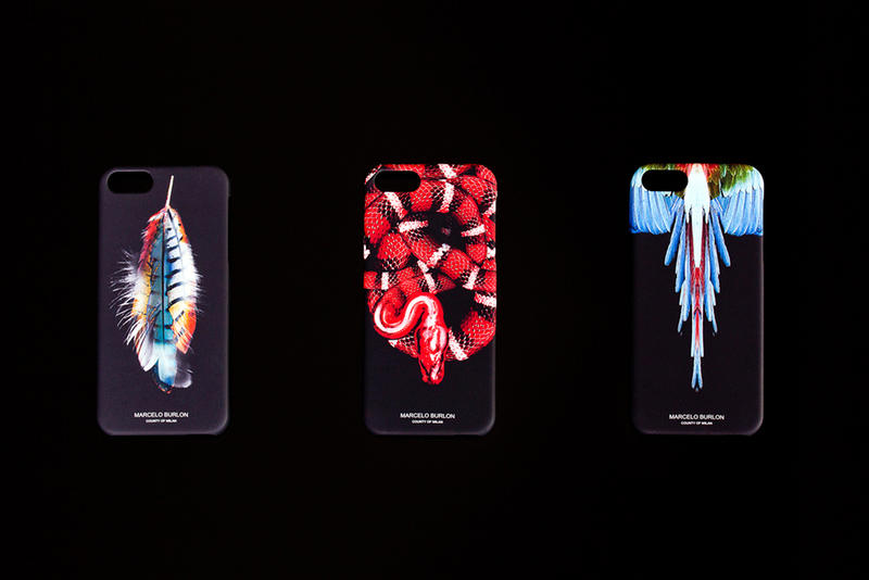 reputable site 52167 24c78 Highsnobiety x Marcelo Burlon iPhone 5 Cases   HYPEBEAST