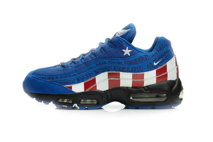 best service d69f4 7b81f Nike 2013 Doernbecher Freestyle Air Max 95